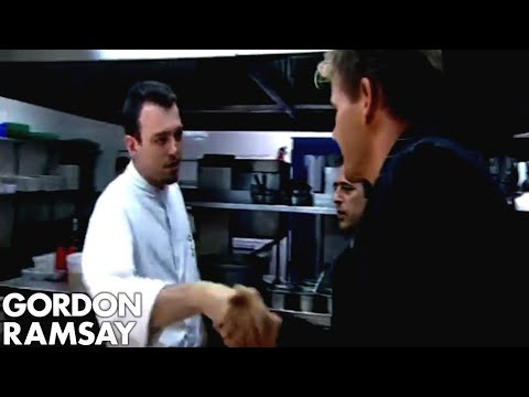Gordon Meets French Michelin-trained Chefs in Scotland - Gordon Ramsay