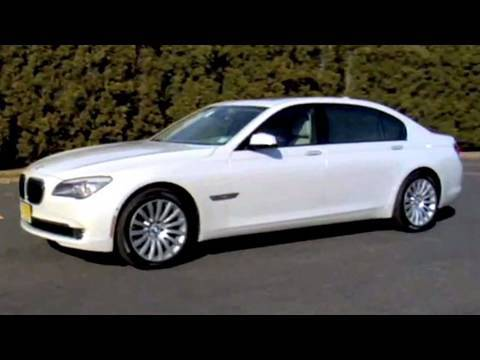 2009 Bmw 750li Sedan Review Fldetours Youtube