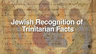Video: Judaism acknowledges Christian Trinity - Benjamin Sommer