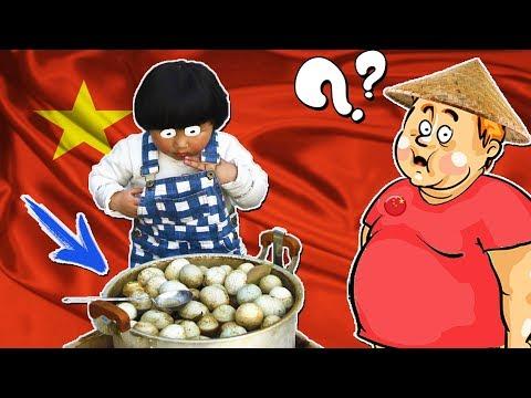 Шок! В КИТАЕ едят яйца мальчиков! Лёлик побывал в Китае!