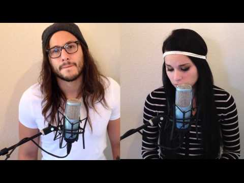 """""""Say Something"""" - A Great Big World ft Christina Aguilera (Cover by Michael & Jackie Castro)"""