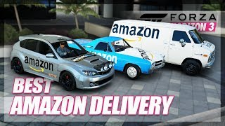 Forza Horizon 3 - Best Amazon Delivery Vehicle! (Funny Moments)
