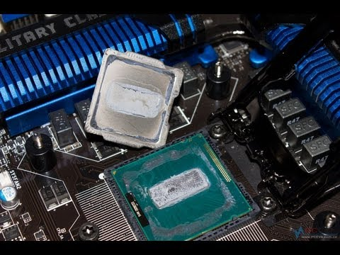 Intel Haswell i7-4770K 5GHz Overclock & Leaked GTX 780 Pictures!