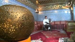 سورة  ق برواية ورش عن نافع القارئ الشيخ عبد الكريم الدغوش
