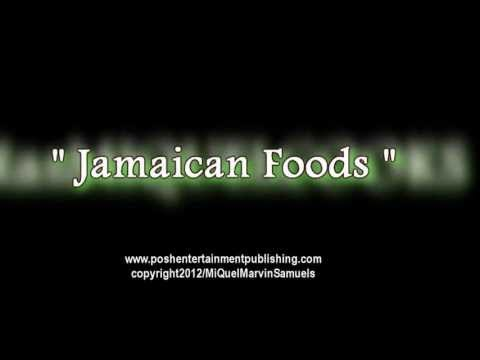 RasMiQuelcooks-JAMAICAN FOOD (YouTube Channel Introduction)