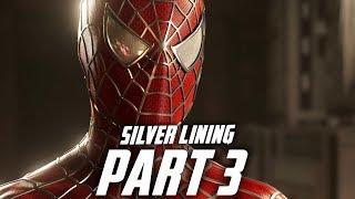 SPIDER-MAN PS4 SILVER LINING Gameplay Walkthrough Part 3 - SILVER SABLE