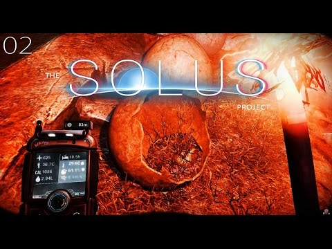 The Solus Project [02] : ความลับใต้พิภพ