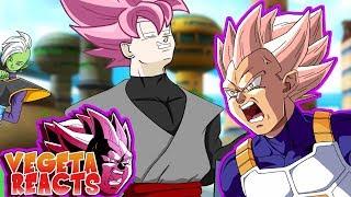 Download Lagu Vegeta Reacts To Trunks vs Goku Black EPIC RAP BATTLE! (DBS Parody) Gratis STAFABAND