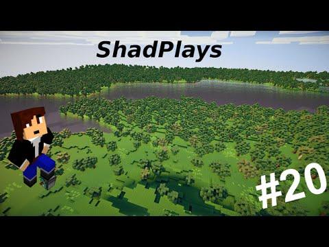 ShadPlays S1E20 : Iron Tank (Minecraft 1.7.10)