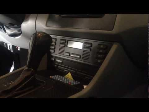 AC / Heater Control Panel Removal 1997-2000 BMW 5 SERIES E39 528I 525I 530I 540I M5