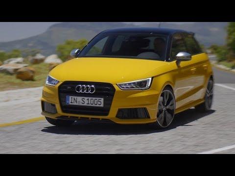 ► NEW Audi S1 Sportback TEST DRIVE