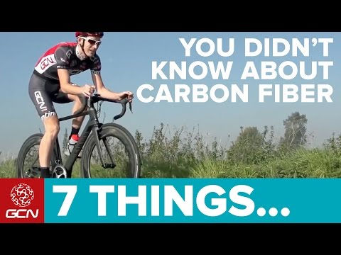 7 Things You Didn't Know About Carbon Fiber