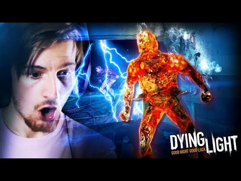 WAIT.. A VOLATILE GOT INTO THE SAFE HOUSE!?! || Dying Light (Part 5)