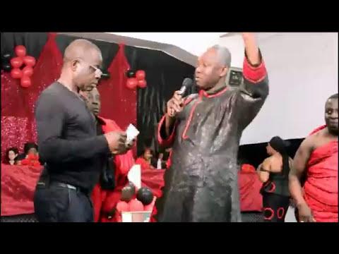 Pastor Boadi stops clash between GiF Nananom
