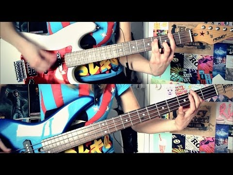 ☆ GREEN DAY - SHE - GUITAR & BASS COVER BY CHLOE ☆