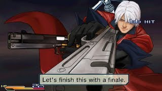 Project X - Project X Zone - Chapter 10: The King of Iron Fist