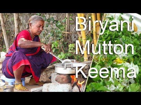 Mutton Keema Biryani | Quick & Easy Goat Kheema Biryani
