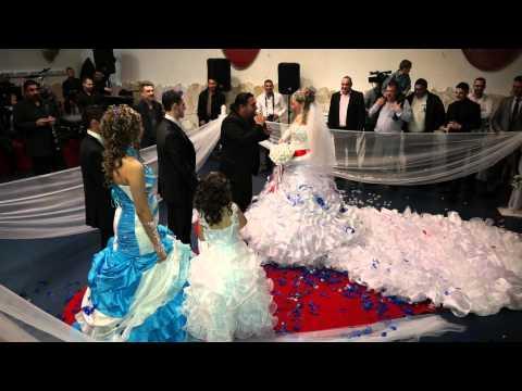 Svadba na Aysel & Mehmed v,Frankfurt Chast 1   HD video 1080 p