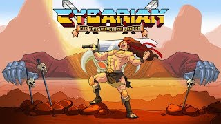 Cybarian: The Time Traveling Warrior (Switch) First 12 Minutes on Nintendo Switch - First Look