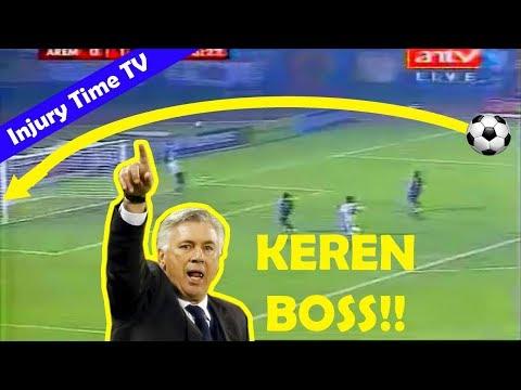 Jebreett!!! Arema Indonesia 4-5 ISL All Star 2010 | Perang Bintang Paling Seru