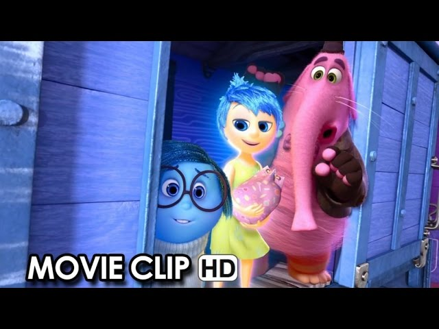 INSIDE OUT Clip 'Again' (2015) HD