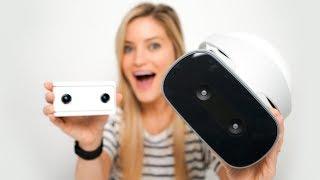 VR Headset Test!