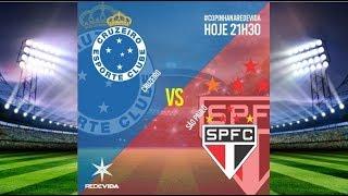 Copa São Paulo Júnior - Cruzeiro X São Paulo