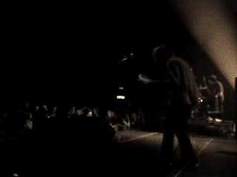 Black Keys live in Brussels 2006