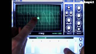 Moog Animoog iPad / iOS Sound Design Tutorial Pt 1_ How to Get Started
