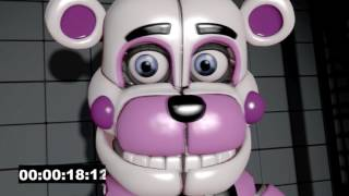 [FNAF ❺ ] ► Sister Location Скетчи Shorts #2 (SFM cover by Lerka Rabbit) ENG SUBS