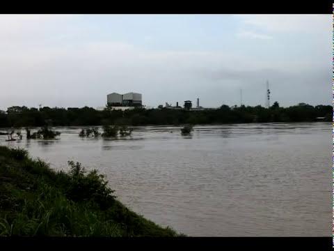 FOTOS Inundación Provocada por la Tormenta Tropical