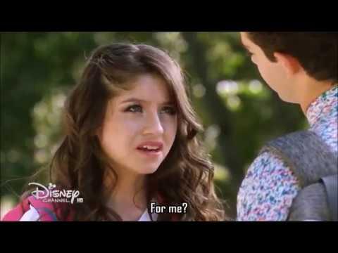 Soy Luna - Season 2 Episode 71 - Matteo kisses Luna to calm her (English)