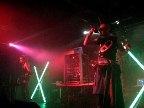 Angelspit - Maggot (live) Video