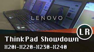 Lenovo ThinkPad Showdown X201-X220-X230-240