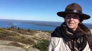 Acadia National Park - Karla K Morton and Alan Birkelbach Words of Preservation National Prks Tour