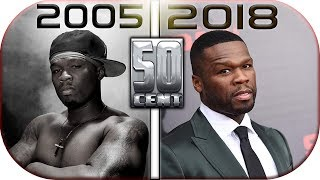 HISTORY of 50 CENT in movies (2005-2018) Evolution of Curtis Jackson as an actor