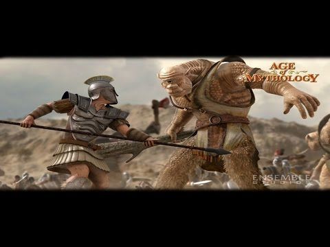 Let's Play Age Of Mythology Titans: Tutorial