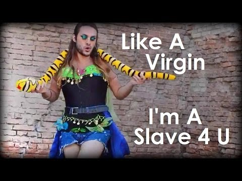 GAY PRIDE 2014: Britney Spears - Like A Virgin / I'm A Slave 4 U