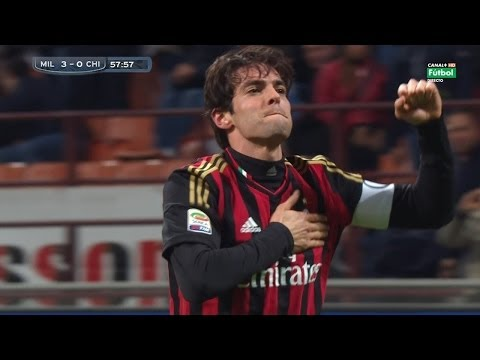 Ricardo Kaká Vs Chievo (28 03 14) Hd 720p By Yan video