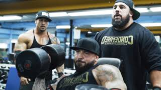 Condemned Labz athlete Big Mike Bolkovic gives his perspective on Bodybuilding