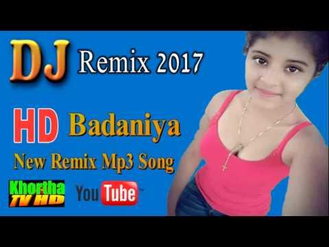 Superhit Bhojpuri Mp3 Dj Remix Video 2017 Tohaar HD Badaniya
