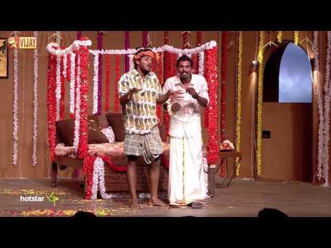 Neeya naana boys vs girls comedy