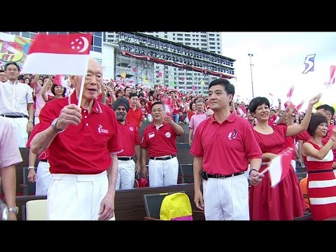 Singapaore NDP 2014 - 09Aug2014 [Full Length in 1080p]
