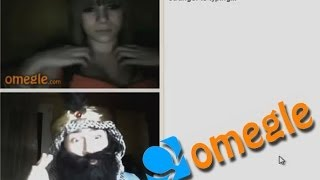 Crazy Arabian Guy Enters Omegle!