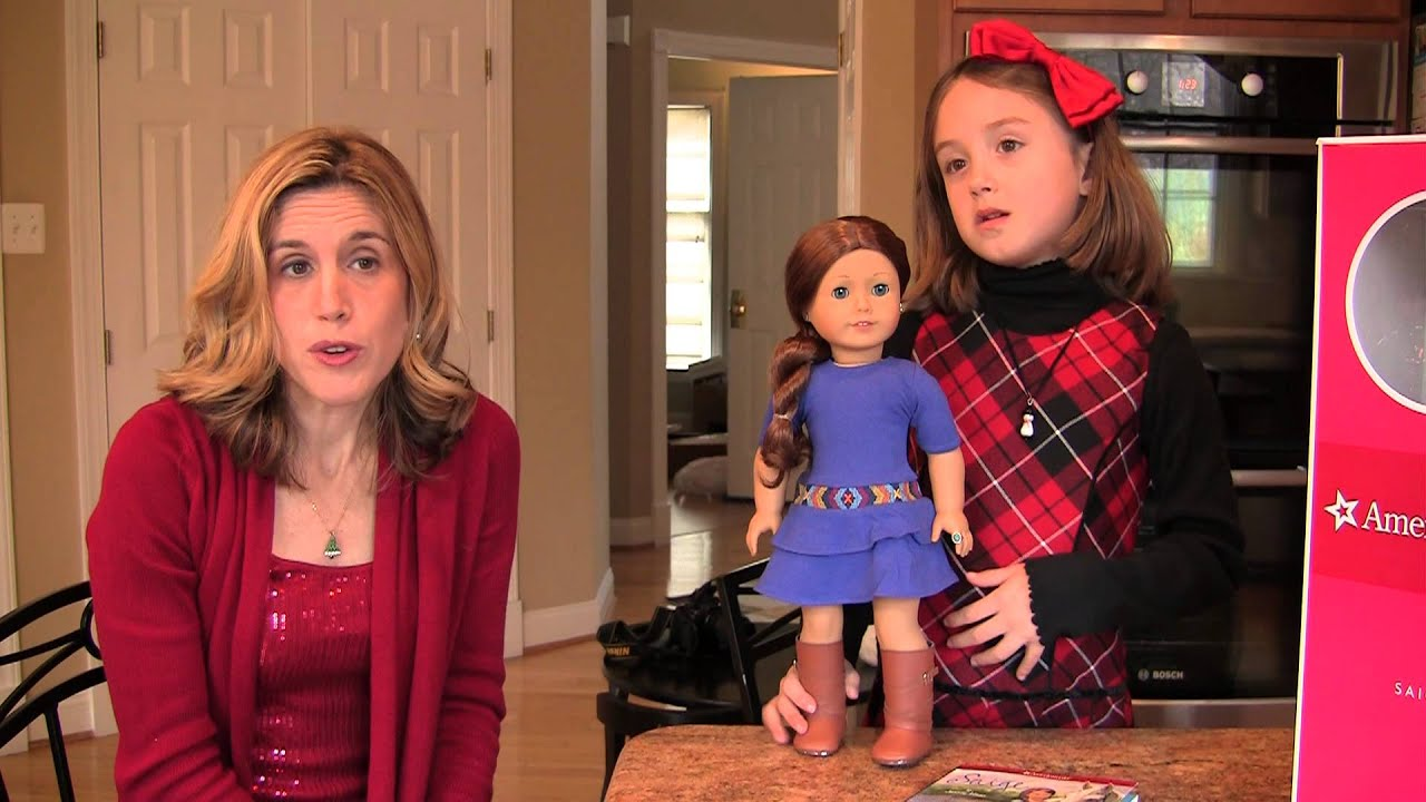 American Girl Movies American Girl Saige Doll of