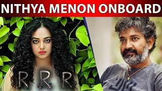 Nithya Menon Pairup With Junior NTR In RRR Movie