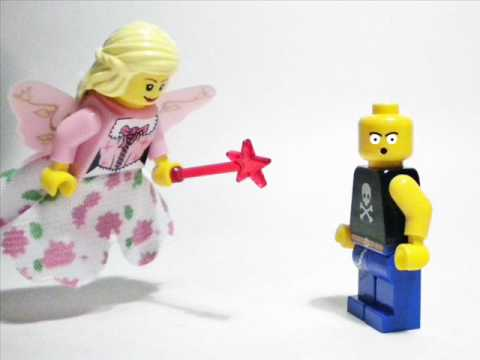 LEGO Classic 852783 Fairy Minifigure Key Chain Photo Review & Commentary