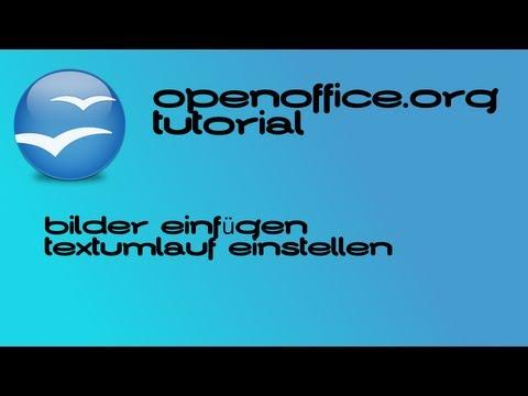 [OpenOffice.org - Guide] Bilder einfügen, Textumlauf einstellen