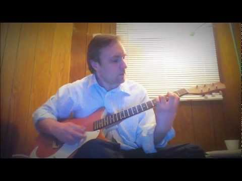 My Cherished Prelude HQ--Smooth Guitar by Frank Grigonis
