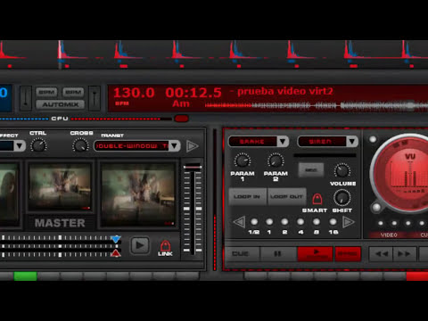 como grabar video con virtualdj 7(eliminar error codec) robotdjsound de rosarito.mp4